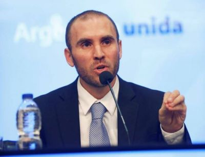 El proyecto de ley sobre la renegociación de la deuda que el ministro Martín Guzmán envió al Congreso