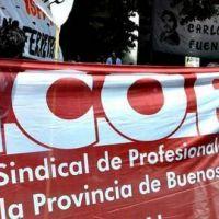"""Médicos bonaerenses llevaron sus reclamos al ministro de Salud: """"En dos años perdimos 35% del salario"""""""