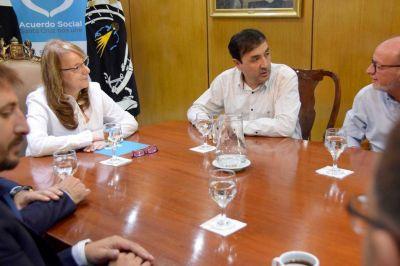 Buscan avanzar con la ejecución del Plan de Gestión Integral de Residuos Sólidos Urbanos en Río Gallegos