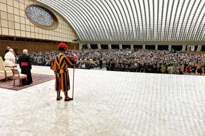 """Francisco invita a estar abiertos al """"don espiritual"""" de las otras tradiciones cristianas"""