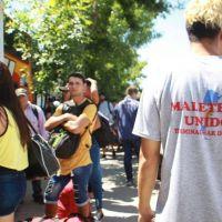 En busca de la registración laboral, maleteros tuvieron la primera audiencia en el Ministerio de Trabajo