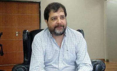 """Fernando Moreira: """"Tenemos el desafío de seguir construyendo ciudad"""""""