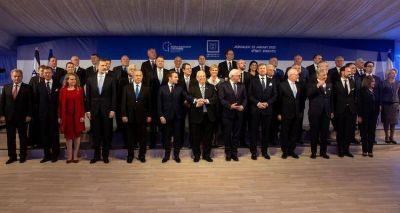 Foro Mundial del Holocausto: más de 40 líderes se reúnen en Jerusalén para recordar a las víctimas y rechazar el antisemitismo