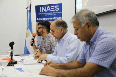 Se llevó a cabo el Primer Encuentro Nacional de Cooperativas Ladrilleras
