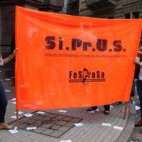 Rosario: Paro de médicos en los hospitales provinciales