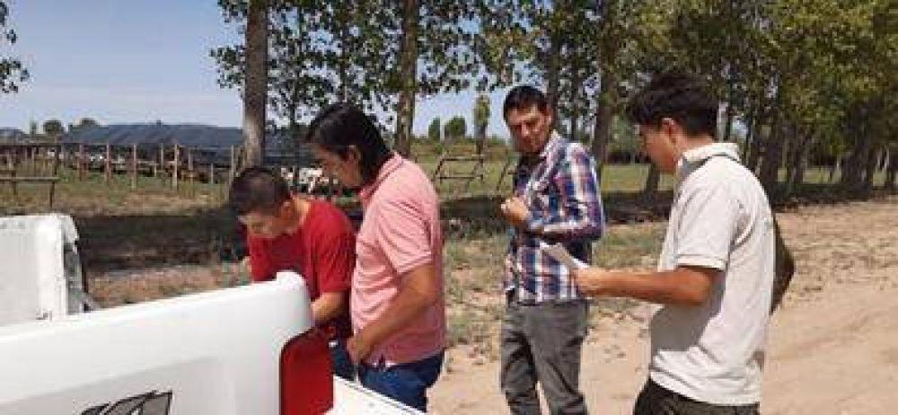 El RENATRE fiscalizó la registración de 74 trabajadores