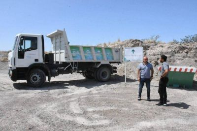 Abren un centro de reucperación de residuos voluminosos