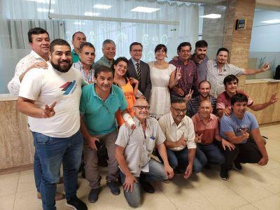 El Secretario de Minería de la Nación se reunió con directivos de la UOLRA