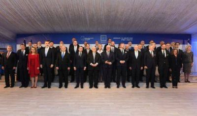 Los líderes mundiales prometieron, en Jerusalén, estar unidos contra el racismo y antisemitismo