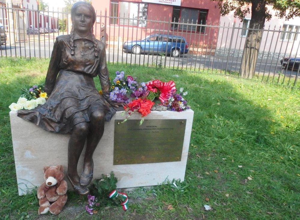 ¿Quién fue Eva Heyman, la víctima de la Shoá que recordo Alberto Fernández?