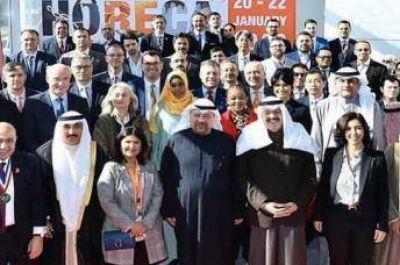 Perú participó de la inauguración de feria HORECA de Kuwait