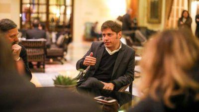 Kicillof justifica la demora en la negociación con los bonistas y pide una solución de