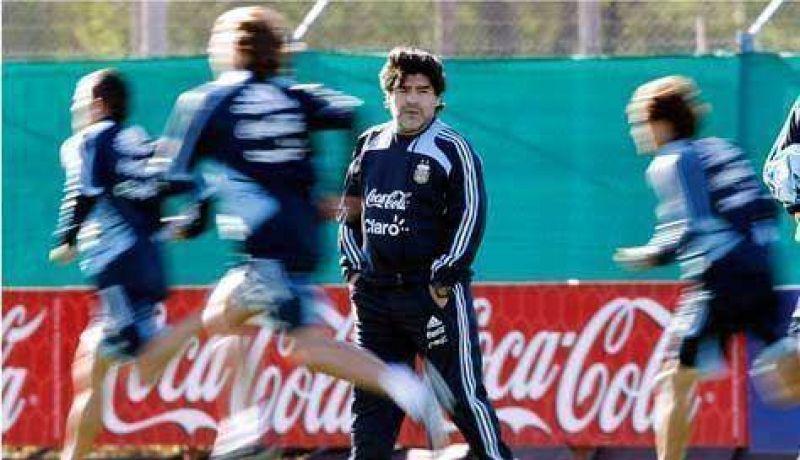 Y Diego no se va, ¿y Diego no se va?