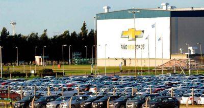 General Motors cierra durante febrero para reacondicionar su planta de producción