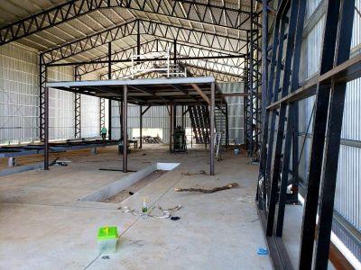 La planta de tratamiento de residuos en Porteña será un desafío para ocho municipios de San Justo