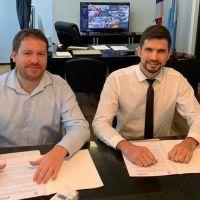 Rentas de Misiones y el Eprac firmaron convenio de colaboración