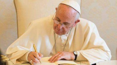 """El Papa: """"Toda historia humana es, de alguna manera, historia divina"""""""