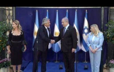 Alberto Fernández a Benjamín Netanyahu: «Nuestro compromiso con el esclarecimiento del atentado a la AMIA es absoluto»
