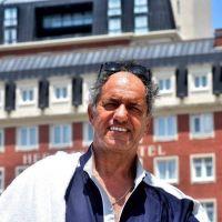 """Daniel Scioli: """"Mar del Plata se verá beneficiada con los nuevos lazos comerciales con Brasil"""""""