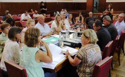 La Secretaría de Salud Viviana Bernabei expuso en el Concejo Deliberante sobre el Presupuesto 2020