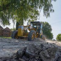 El Municipio finalizó tareas de engranzado en más de 1000 cuadras