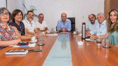 Intendente PRO creó su propia Mesa de Lucha contra el Hambre