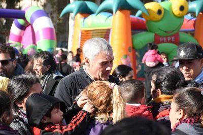 Berisso: Cagliardi creó la Dirección de Niñez y Adolescencia