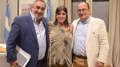 """José Luis Salomón: """"Para los intendentes el tema de la cercanía es muy importante"""""""