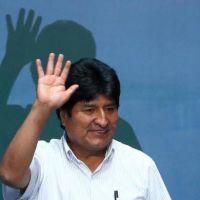 Evo Morales encabezará un acto multitudinario en Pilar