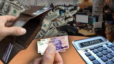 ¿Se vienen sueldos en dólares?: crecen las consultas de empresas para sus nóminas de ejecutivos