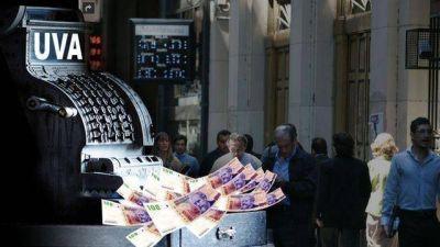 Crédito UVA: deudores presionan para que los bancos asuman el costo del