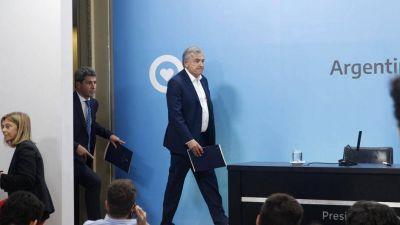Gobernadores de la oposición piden que ley de Guzmán los habilite a reestructurar sus deudas