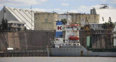 Trabajadores de Vicentin le pedirán a Moroni que proteja los más 800 empleos de la cerealera