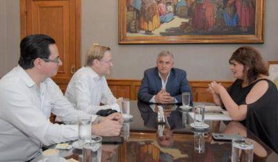 El Gobierno de Jujuy y Geocycle acuerdan promover la gestión integral de residuos