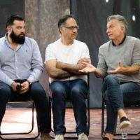 Macri culpó a sus ex funcionarios por la deuda y atacó a la UCR