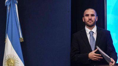 Martín Guzmán parte a los Estados Unidos para exponer ante inversores y empresarios