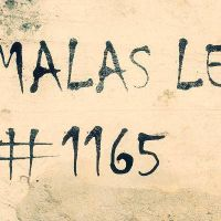 Malas lenguas 1165