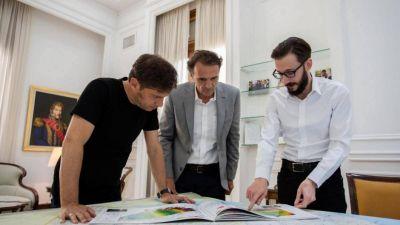 Kicillof, la antítesis de Vidal: el primer plan de infraestructura que anunciará va a estar orientado a las Escuelas