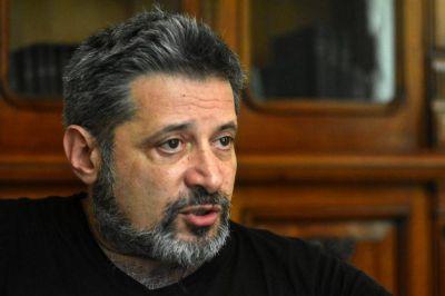 """Víctor Santa María: """"La gente tiene mucha esperanza con el cambio de Gobierno"""""""