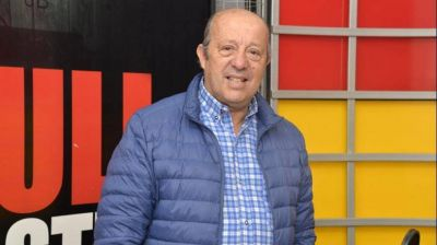 """Jorge Paredi: """"Encontramos una deuda a proveedores de 95 millones de pesos"""""""