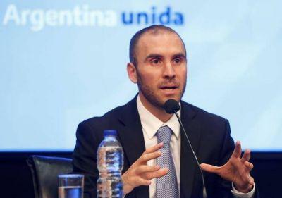 Martín Guzmán afronta su primer desafío como ministro en el exterior: convencer a inversores y analistas y establecer las bases del diálogo con el FMI