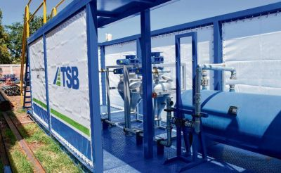 Una firma regional innova en el transporte de residuos