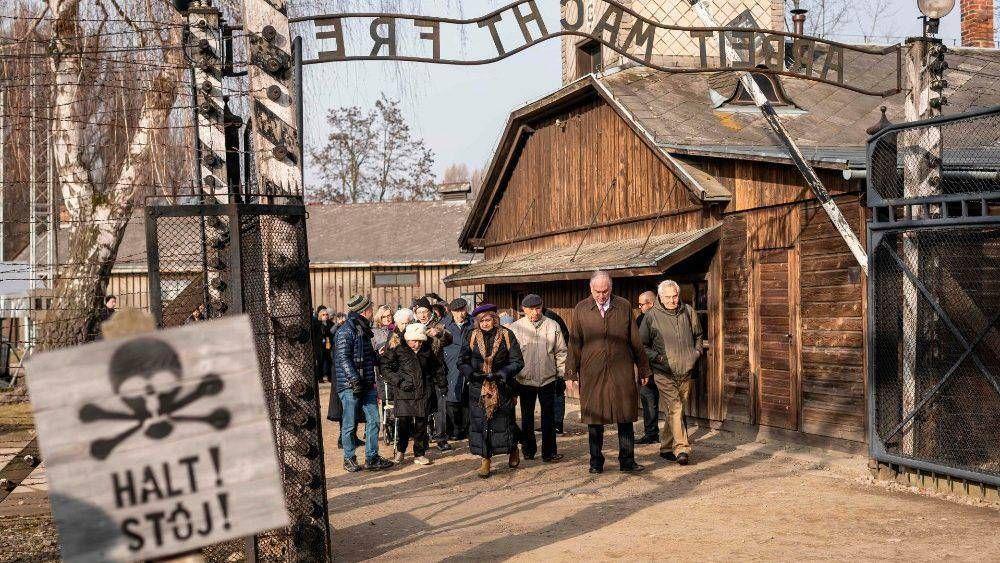75 aniversario de la liberación de Auschwitz. La Iglesia Católica siempre cercana