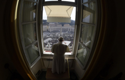 Epidemia en China: Oración del Papa Francisco