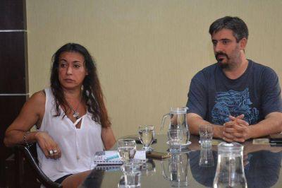 Sebastián Ianantuony remarcó su compromiso con políticas de género