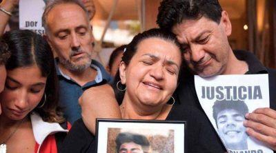 """Crimen de Gesell: Estudian la """"ley Fernando"""" para aplicar la mano prohibida a los rugbiers"""
