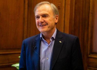 José Bereciartúa mostró su apoyo al Presidente en la pelea contra los incrementos de precios de los alimentos