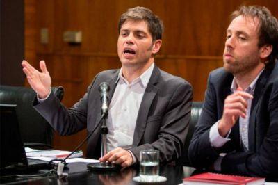 En busca de alcanzar un acuerdo, Kicillof propone a los bonistas el pago adelantado de los intereses