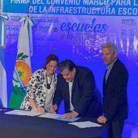 Intendente de José C. Paz adhirió al programa