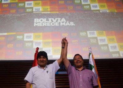 Evo Morales y una reunión con ATE nacional
